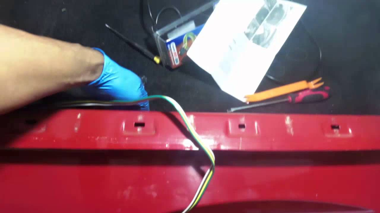 maxresdefault suzuki grand vitara tow wire harness installation youtube suzuki jimny tow bar wiring diagram at crackthecode.co