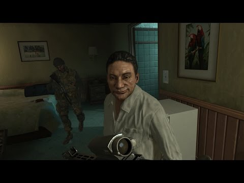 Call of Duty: Black Ops II ~ Manuel Noriega