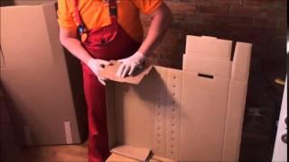 Сборка короба гардероба(, 2015-04-18T11:45:25.000Z)