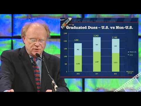 AAPG ACE2012 Paul Weimer Presidential Address