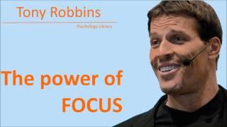 Tony Robbins - The Power of FOCUS - Psychology audiobook