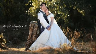 Kitty Rutsa & Seunghyun Oh /Naga-Korean Wedding/Nagaland/Northeast