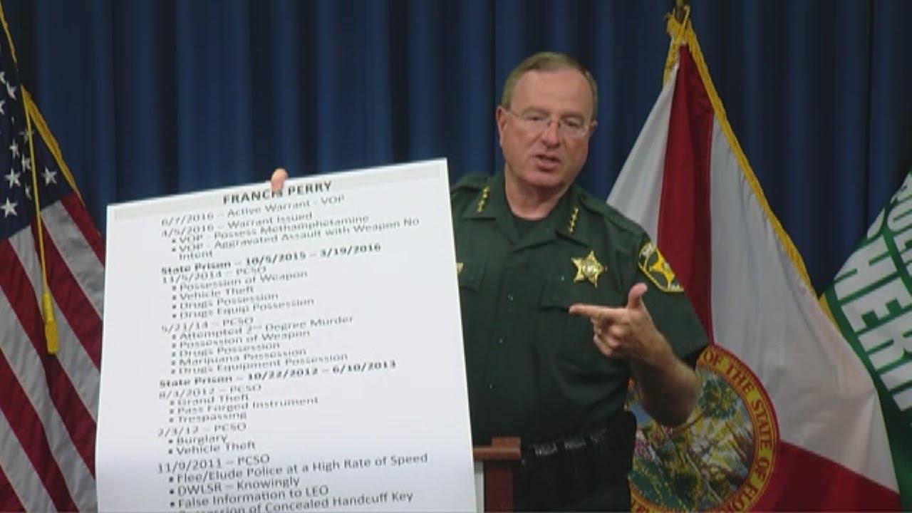 Sheriff Judd updates investigation into deputy-involved shooting