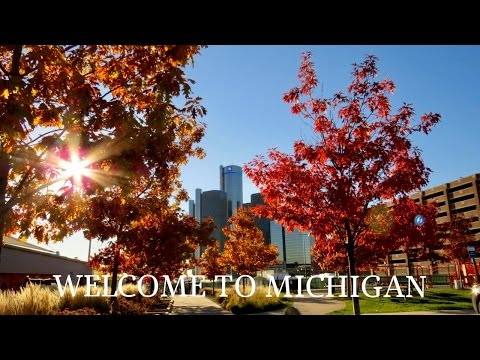 Welcome to Michigan | Visiting Family