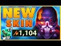 *41 KILLS* THIS SKIN GIVES YOU 7 ITEMS 😮 (NEW PENTAKILL ANIMATION) -  Bunny FuFuu
