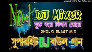 Mukto Kore Dilam Tore Sad Hard Dholki Mix By - Dj Prem Prokash