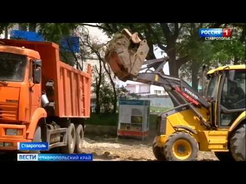 Современная зона отдыха с родниками откроется в Ставрополе