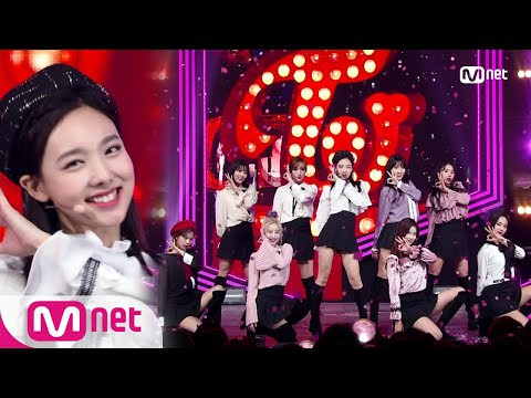 [TWICE - YES Or YES] KPOP TV Show | M COUNTDOWN 181115 EP.596