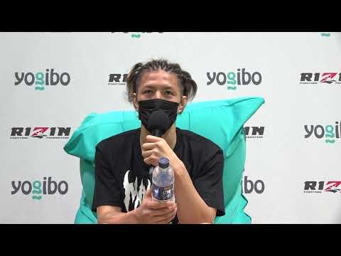 Yogibo presents RIZIN.28 井上直樹 試合後インタビュー