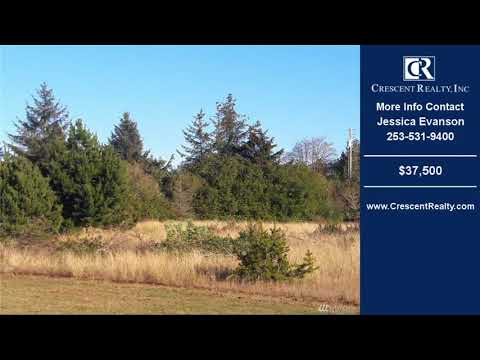 Land For Sale Ocean Shores WA Real Estate 0.29-Acres $37500