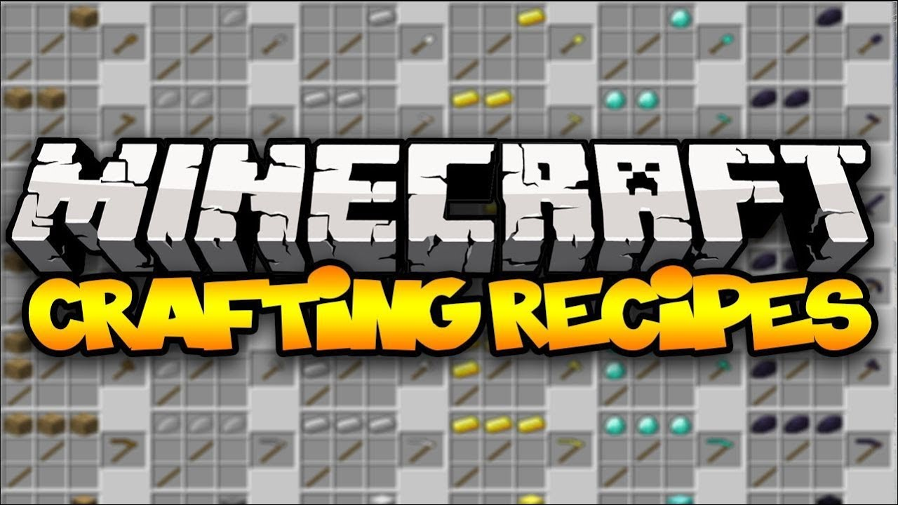 website voor korting groothandel speciale verkoop Minecraft: CRAFTING RECIPES! (CraftGuide) | Mod Showcase