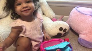 LeapFrog Shapes and Sharing Picnic Basket | Baby Sophie Approved