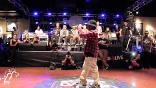 Kannon v Soul   Freestyle Finals   Dance@Live USA   #SXSTV