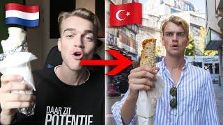 Naar Turkije Voor Een Turkse Pizza...
