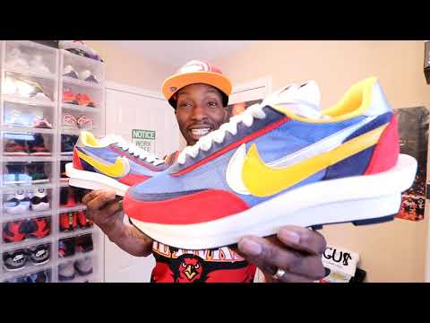 IS THIS SNEAKER OF THE YEAR??? SACAI NIKE LD WAFFLE REVIEW/UNBOXING