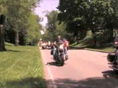 Columbus Veterans Motorcycle Ride 2010