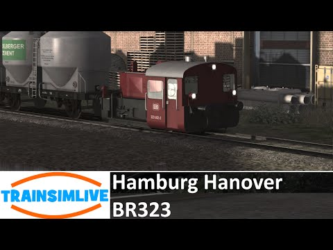 Train Simulator 2015 - Hamburg Hanover, BR323 #1 |