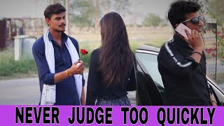 Never Judge Too Quickly || Thukra ke Mera Pyar || गरीब Vs अमीर  || Gagan Summy