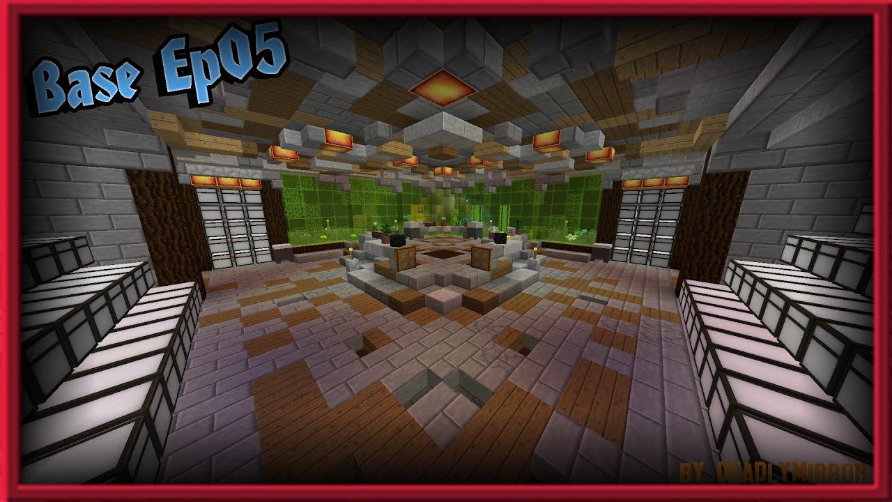Interior Design For Your Base Minecraft