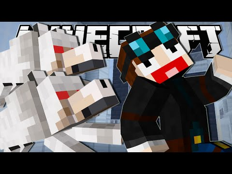 Thumbnail: Minecraft | KILLED BY 64 WOLVES!! | 30 Ways to Die Custom Map #2