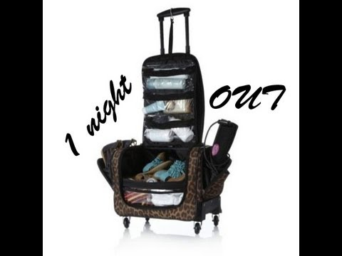 Valigia o trolley per una notte fuori casa