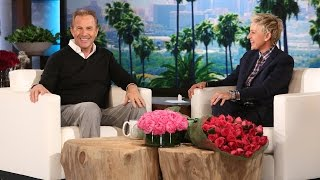 Kevin Costner on Sleeping in His Car