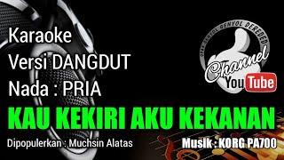Download Lagu KAU KE KIRI AKU KE KANAN Karaoke Muchsin Alatas (cover) Sequencer Keyboard KORG PA600 mp3