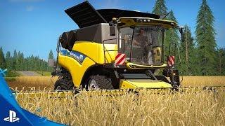 Farming Simulator 17 - Gamescom Trailer | PS4