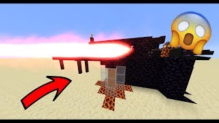 Railgun TNT Cannon! *Insane* 2500+blocks!