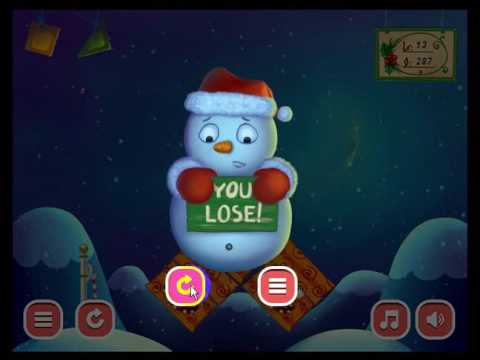 Winter Stacker Level 10 Level 15 Cool Math Games Youtube