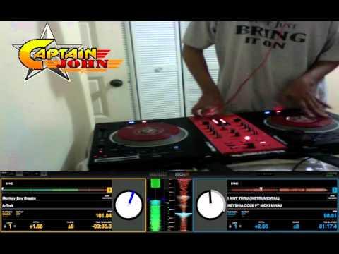 Freestyle Scratching (DJ Captain John)