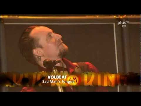 Volbeat Live At Rock Am Ring 2010 Full Concert Youtube