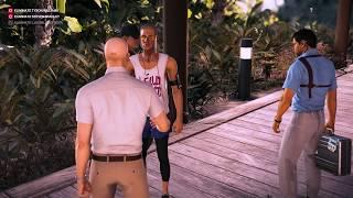 Hitman 2 Psycho Stealth Kills (Haven Island, The Last Resort)