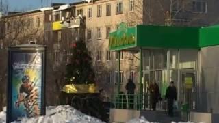 установка елок в Самаре и в Тольятти