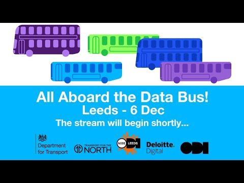 All Aboard the Databus - LEEDS