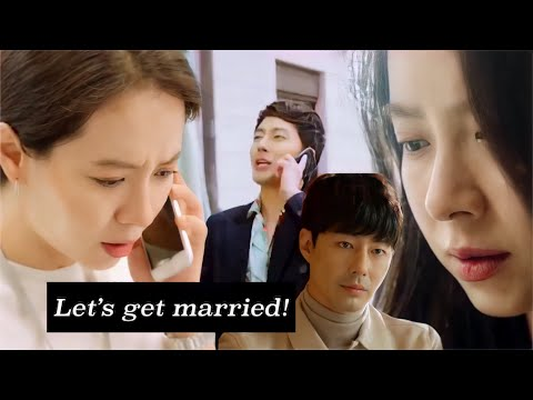 Song Ji Hyo & Zo In Sung ~ Let's Get Married
