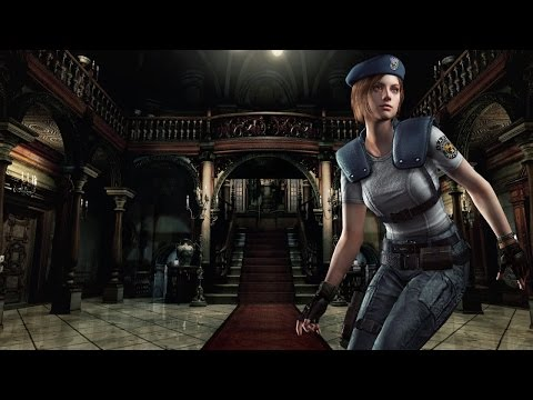 Resident Evil HD Remaster   First Few Minutes  