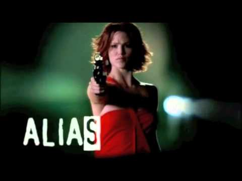 Alias Season 4:  opening/closing credits