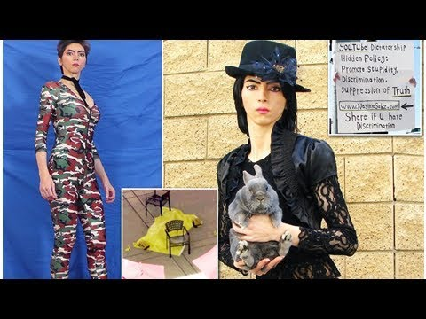 Pictured: Iranian animal rights activist who shot three YouTube employees before killing herself ...