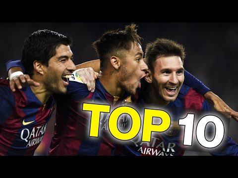 Top 10 Best Ever Football Trios – Agree?
