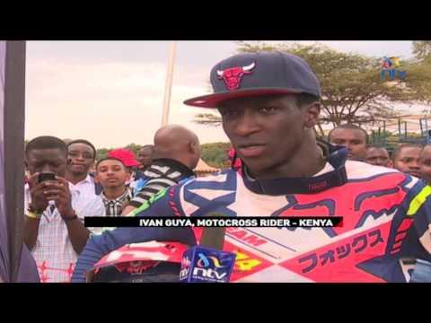 Kenya wins the Africa motocross championship
