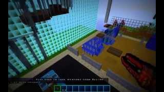 Fusionfall Minecraft: Pokey Oaks North