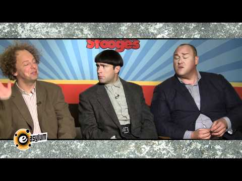 Interview with The Three Stooges