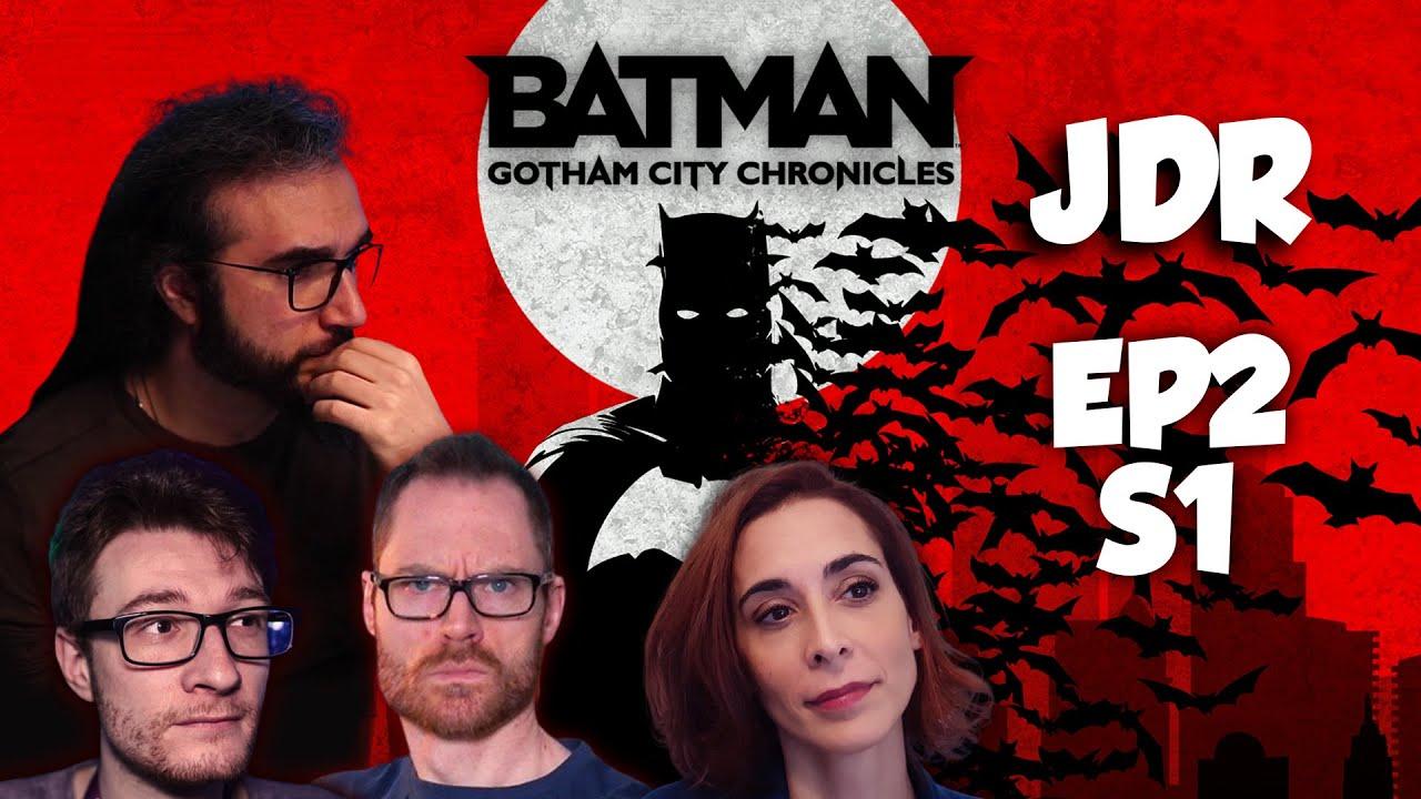 Download 🎧 JDR BATMAN GOTHAM CITY CHRONICLES : Le Joker (Ft. Captain Popcorn, Superflame, Petulia) ● PART2