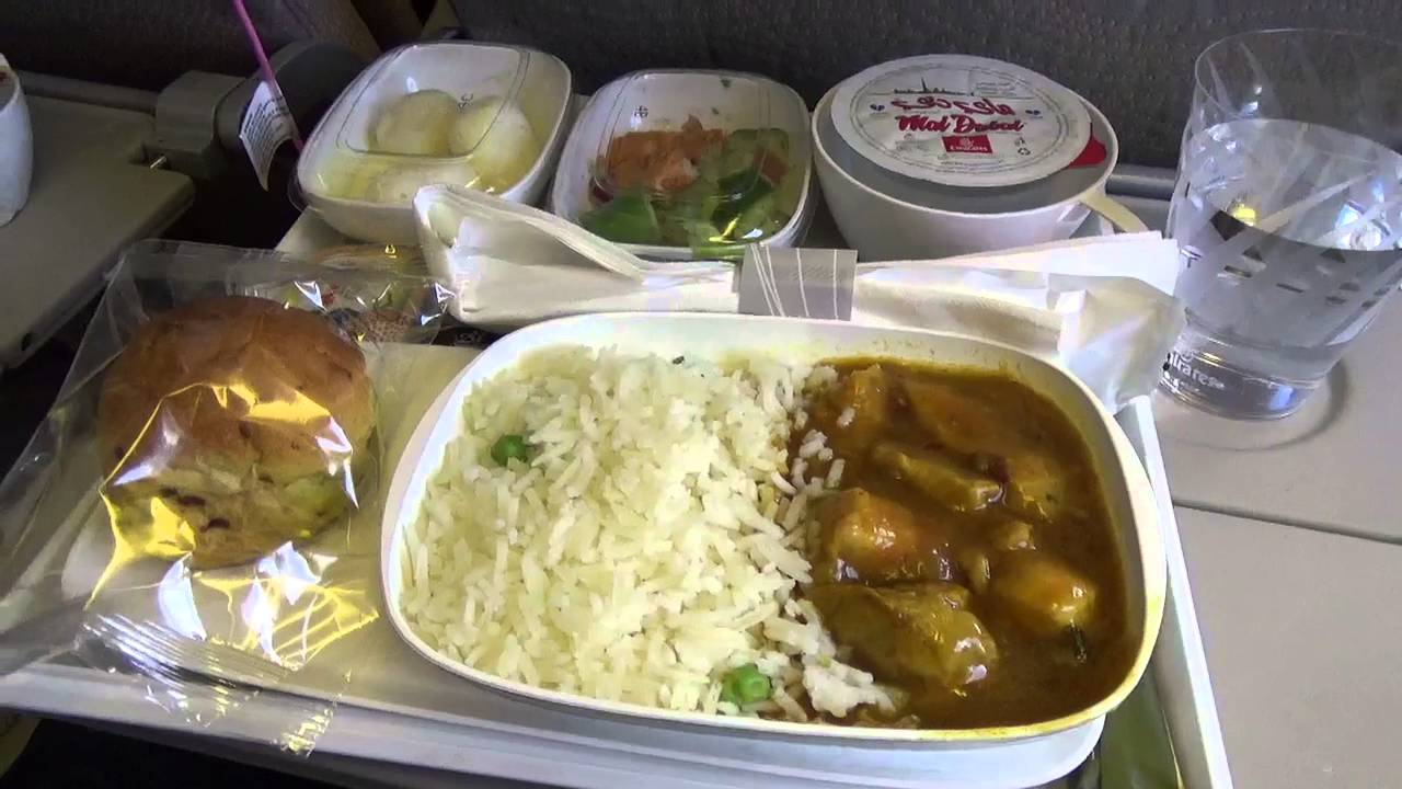 Emirates Indian Food