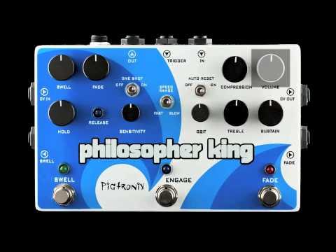 Pigtronix Philosopher King Pedal