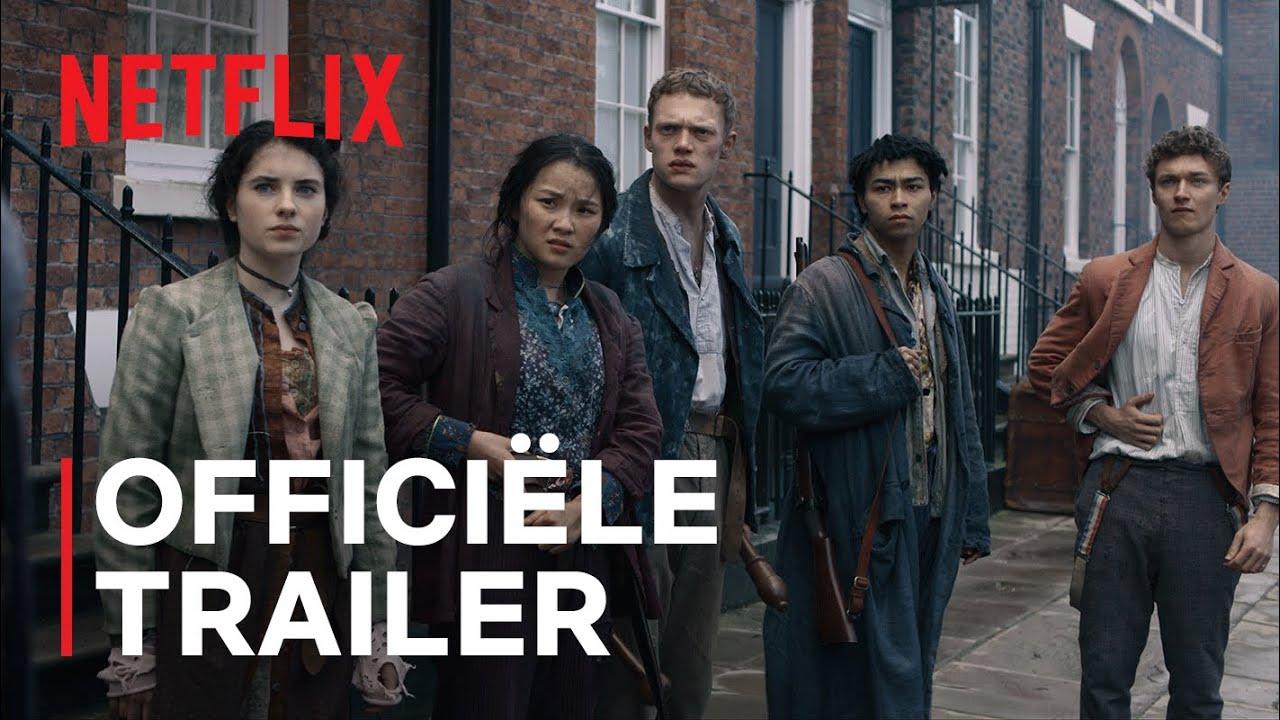 The Irregulars trailer op Netflix België
