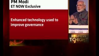 Prime Minister Modi At Economic Times Global Business Summit - Highlights