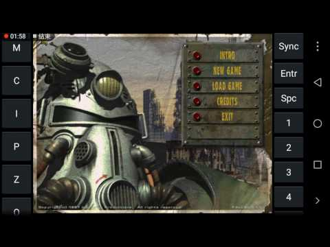 Fallout Runs Fine On My Huawei P9(ExaGear RPG)