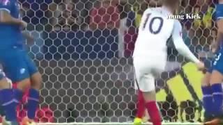 İngiltere İzlanda 1 2 Geniş Maç Özeti Euro 2016 27 06 2016